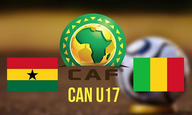 Finale CAN U17 : Ghana vs Mali ce dimanche 28 mai