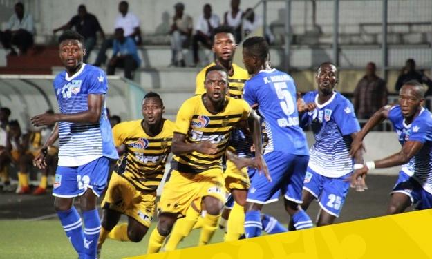 Finale de la Coupe de la Ligue : ''Bassam–ASEC'', pour leur 1er trophée de la compétition