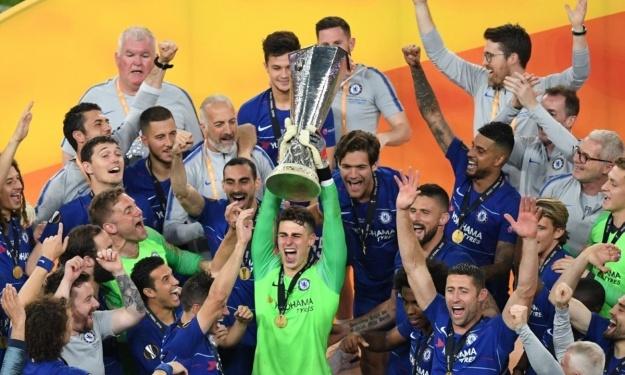 Finale de Ligue Europa 2019 : Chelsea remporte son 3è trophée Européen