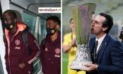Finale de Ligue Europa : Bailly et Amad rentrent bredouilles ; Emery dans l'histoire !