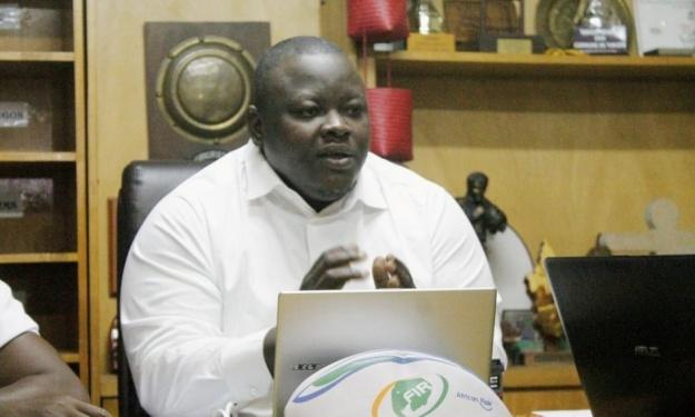 FIR : Le président Elvis Tanoh accueil deux nouveaux collaborateurs
