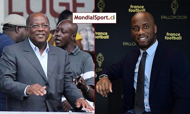 Football Ivoirien : Drogba sur les traces de Ouégnin