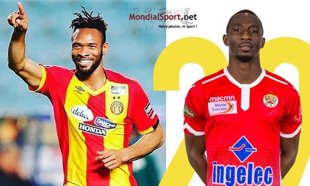 Fousseny Coulibaly et Cheick Comara en finale de la Ligue des Champions de la CAF