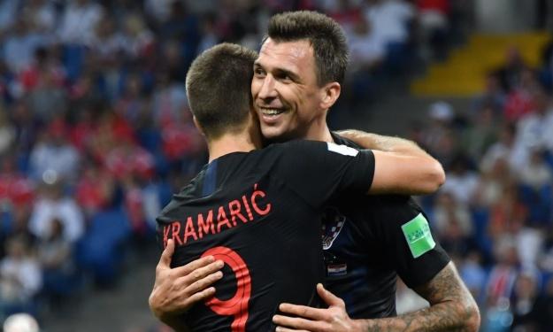 ''France-Belgique'' et ''Angleterre-Croatie'' pour le dernier carré de la Coupe du Monde 2018