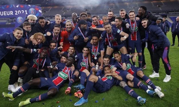 France : Paris s'adjuge la Coupe devant Monaco