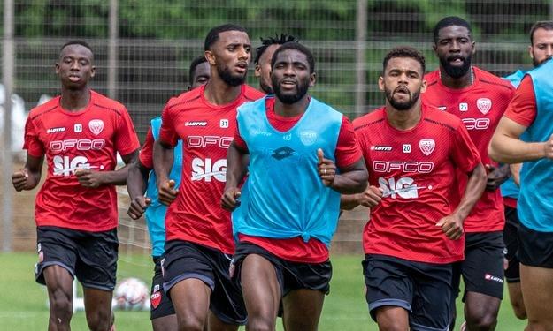 France : Roger Assalé s'active pour la nouvelle saison, sa première en Ligue 2