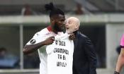 Franck Kessié débloque son compteur en Ligue Europa et rend hommage à Willy Braciano