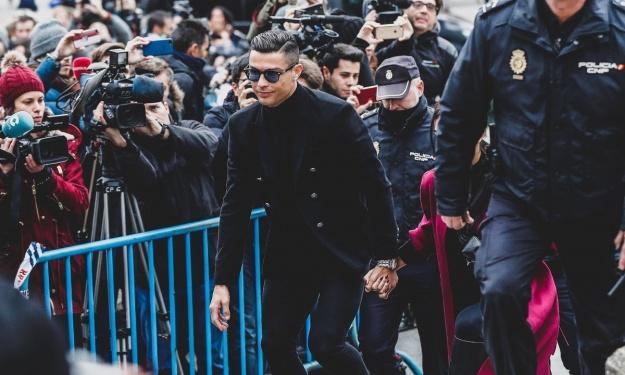 Fraude fiscale : Cristiano Ronaldo évite 2 ans de prison en échange d'une amende de plus de 2 Milliards de Fr CFA