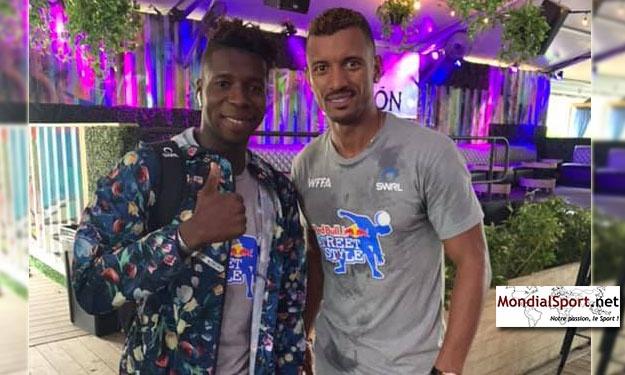 Freestyle : Titi Koné et Nani font le show à Miami