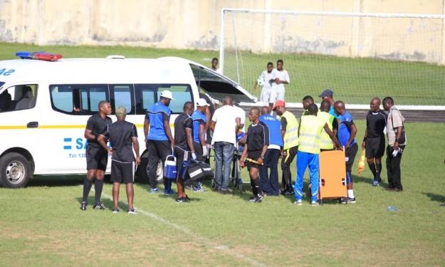 Gabon (D1) - Décès d'un joueur sur le terrain : l'ambulancier est resté longtemps introuvable