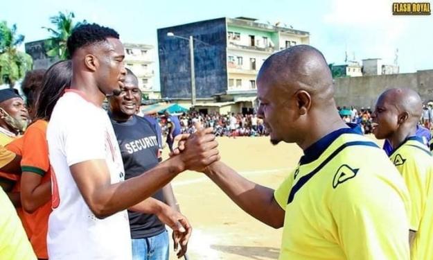 Gala : Sinaly Diomandé célébré à Yopougon Andokoi