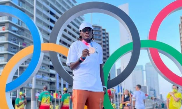 Gbagbi Ruth : ''C'est plus que le rêve d'une vie qui se réalise mais c'est aussi l'objectif de tout un pays''