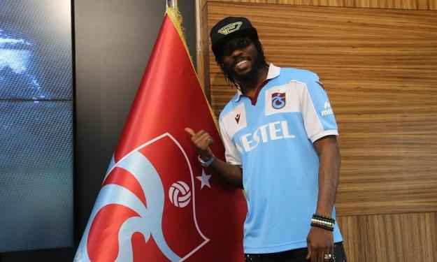 Gervinho : ''Pourquoi j'ai choisi Trabzonspor''