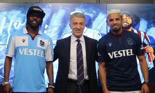 Gervinho remercie Parme et fixe ses objectifs avec Trabzonspor