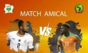 ''Ghana - Côte d'Ivoire'' : Les compos des deux sélections