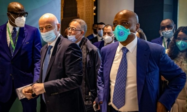 Gianni Infantino et Patrice Motsepe attendus à Abidjan