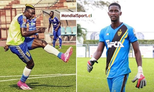 Godwin Zaki à Gagnoa : L'attaquant nigérian peut remercier Cissé Abdoul Karim