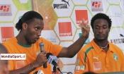 Gosso Gosso (FIF) :  ''J'aime bien le programme de Drogba… Il faut lui donner sa chance !''