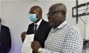 ''Grâce à vous, je peux estimer être candidat'' : l'aveu d'Idriss Diallo
