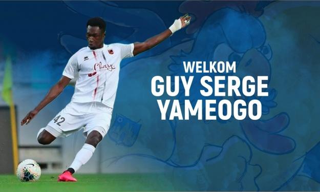 Guy Serge Yameogo file en Belgique