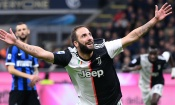Higuain rejoint l'Inter (off)