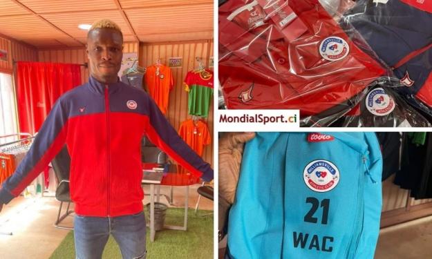 ''Honoré d'apporter ma contribution !'' : Le cadeau d'Aristide Bance au ''nouveau'' WAC