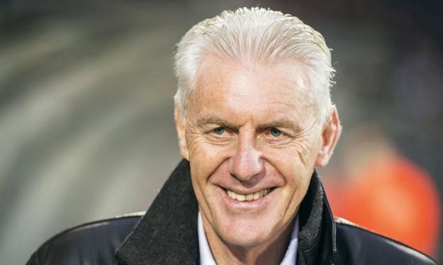 Hugo Broos nommé sélectionneur de l'Afrique du Sud
