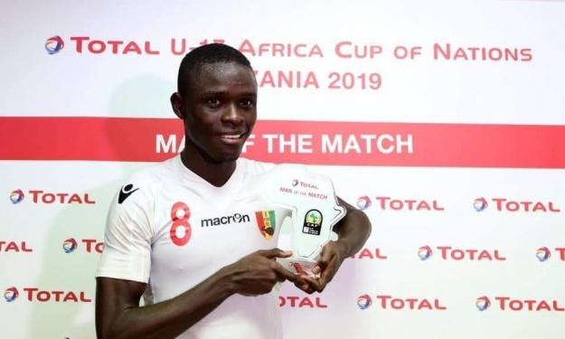 Ibrahima Fofana débarque en Jupiler Pro League