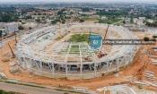 Infrastructure : le Stade de la Paix de Bouaké prêt à plus de 50% (images)