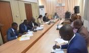 Infrastructures CAN 2023 : Des émissaires de la CAF séjournent à Abidjan