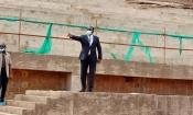 Infrastructures : Danho Paulin s'est imprégné de l'état d'avancement du stade de Korhogo
