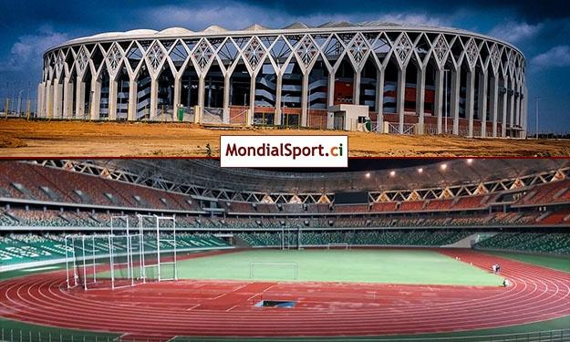 Ebimpé dans le top 10 des stades les plus grands d'Afrique