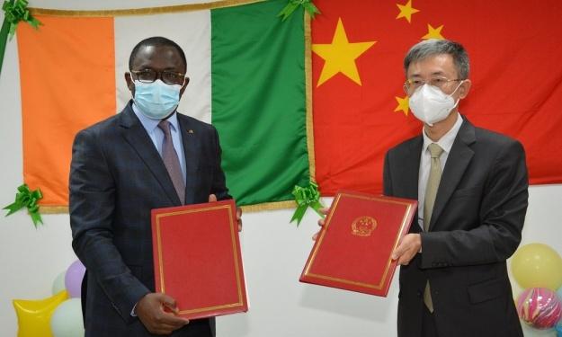 Infrastructures : La Chine remet officiellement les clés du Stade d'Ebimpe à la Côte d'Ivoire
