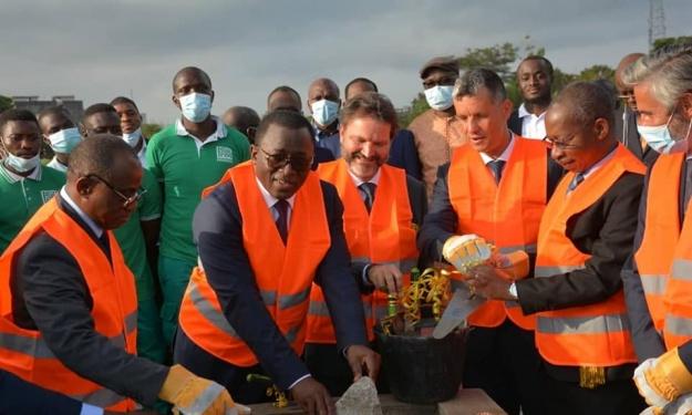 Infrastructures : Lancement du programme de construction de 10 Agoras en Côte d'Ivoire