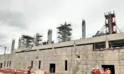 Infrastructures : Les images de l'évolution des travaux du Stade de Yamoussoukro