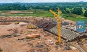 Infrastructures : Voici les dernières images de l'état d'avancement des travaux du stade de Korhogo