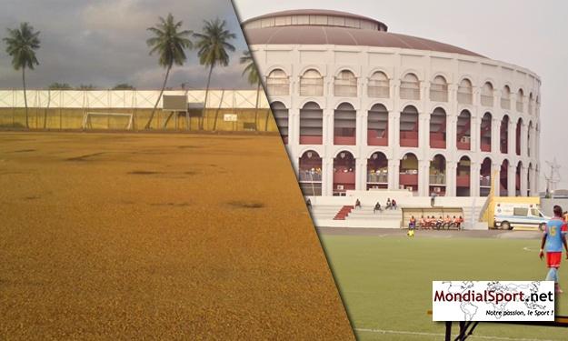 Infrastructures : Livraison du Champroux et homologation du Parc des Sports pour bientôt
