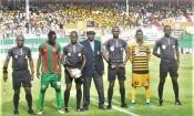 """Infrastructures : Un choc """"ASEC-AFRICA"""" pour l'inauguration du stade Olympique d'Ebimpé (Off.)"""
