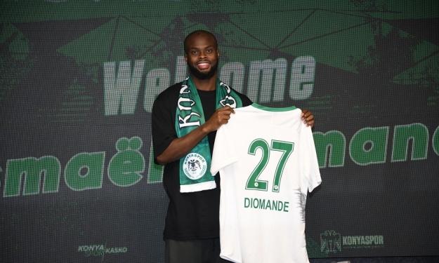 Mercato : Ismaël Diomandé continue son aventure Turque dans un autre club