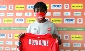Ismaël Doukouré (16 ans) passe Pro à Valenciennes