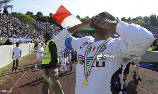 Italie : 11 ans après la génération Eto'o, l'Inter renoue avec le Scudetto