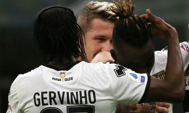 Italie : Le Parme de Gervinho et Yann Karamoh dit aurevoir à la Serie A