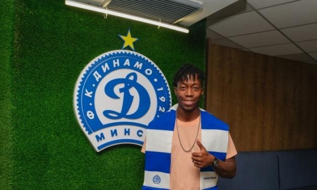 Jean-Morel Poé signe dans le 2è club le plus titré de Biélorussie