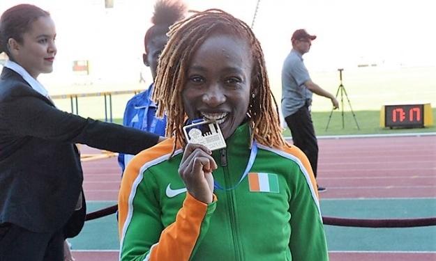 Jeux Africains de Rabat 2019 : Ta Lou en Or, Cissé Gue en Argent