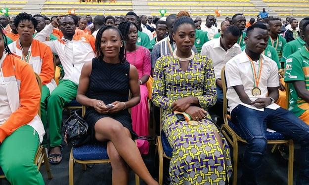 Jeux de la francophonie 2017 : Les Athlètes Ivoiriens recevront leurs dûs dès ce lundi
