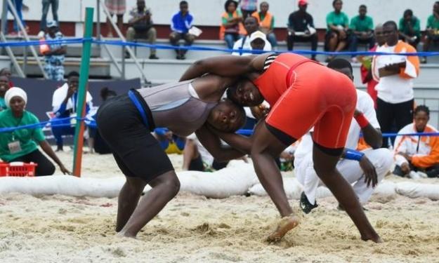 Jeux de la Francophonie : le Sénégal Roi de la lutte africaine avec 9 médailles d'Or