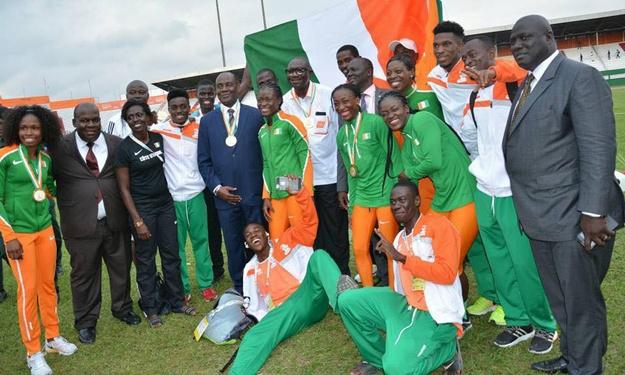 """Jeux de la Francophonie : Les médaillés ivoiriens attendent toujours leurs """"millions"""""""