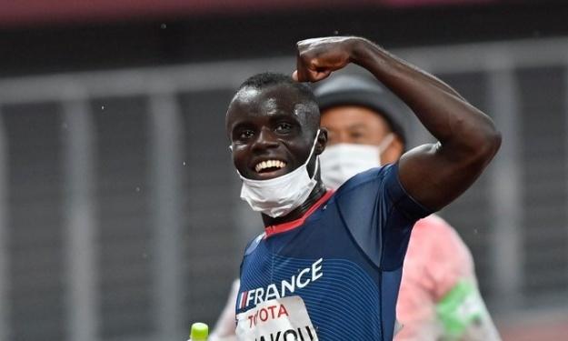 Jeux Paralympiques : Charles-Antoine Kouakou offre une nouvelle médaille d'Or à la France