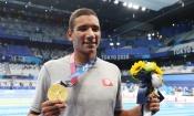 JO : A 18 ans, Ahmed Hafnaoui décroche la 1ère médaille d'Or africaine