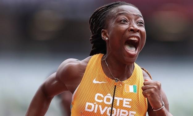 JO (Athlétisme) : Ta Lou Marie Josée s'offre 2 records, Murielle Ahouré assure l'essentiel